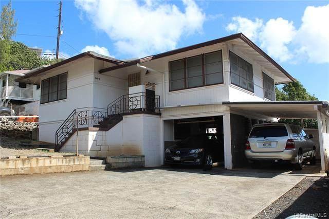 1347A Ekaha Avenue, Honolulu, HI 96816 (MLS #202125117) :: Island Life Homes