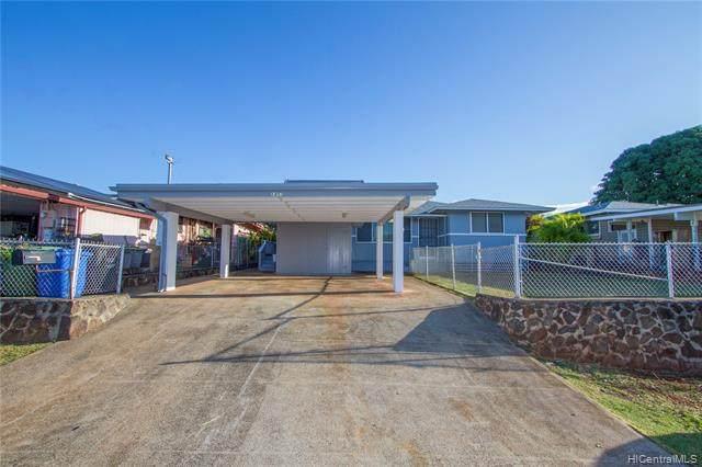 1453 Kaleilani Street, Pearl City, HI 96782 (MLS #202125119) :: Island Life Homes