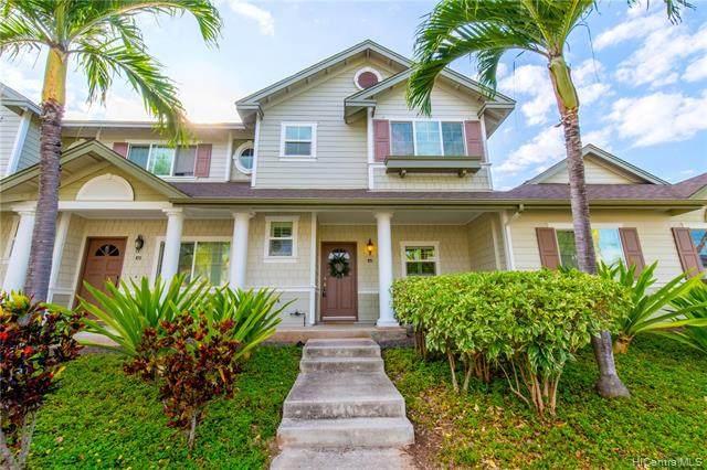 91-1070 Kaileolea Drive Aa4, Ewa Beach, HI 96706 (MLS #202125126) :: Island Life Homes