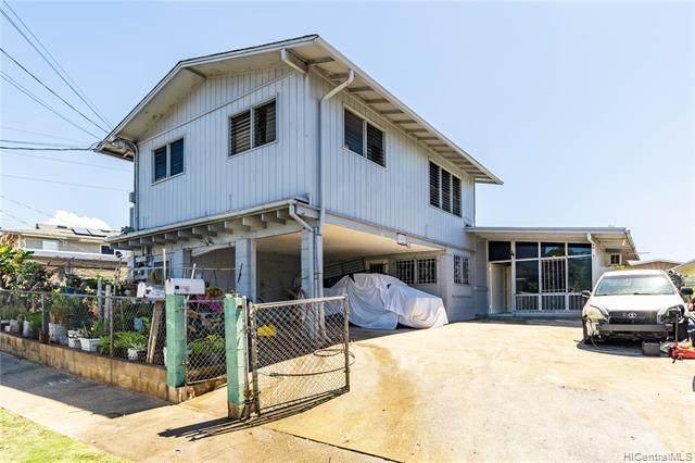 99-187 Kalaloa Street, Aiea, HI 96701 (MLS #202125129) :: Weaver Hawaii   Keller Williams Honolulu