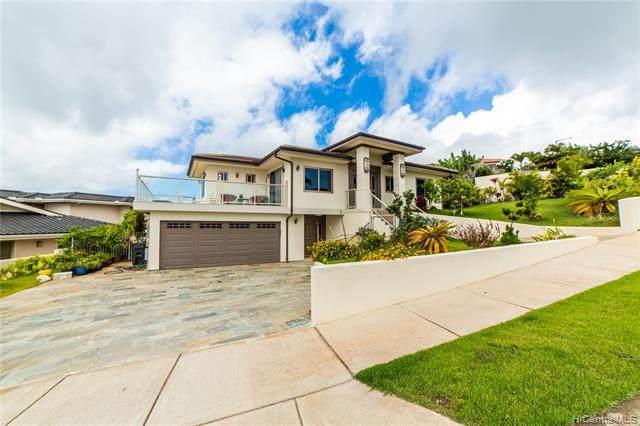 848 Puuikena Drive, Honolulu, HI 96821 (MLS #202125137) :: LUVA Real Estate