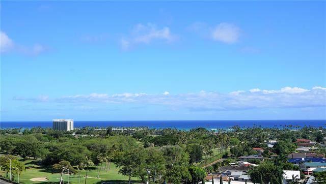 4300 Waialae Avenue B1206, Honolulu, HI 96816 (MLS #202125162) :: Island Life Homes