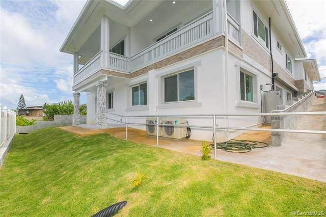 45-333 Mahalani Street, Kaneohe, HI 96744 (MLS #202125172) :: LUVA Real Estate