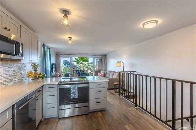 68-024 Apuhihi Street 512W, Waialua, HI 96791 (MLS #202125177) :: LUVA Real Estate