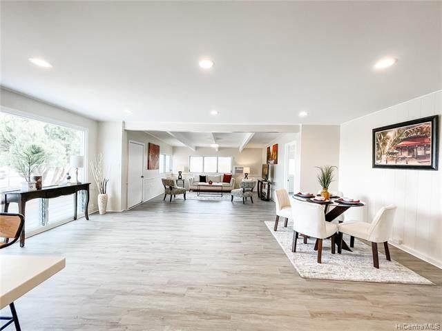 91-822 Makaonaona Street, Ewa Beach, HI 96706 (MLS #202125182) :: Island Life Homes