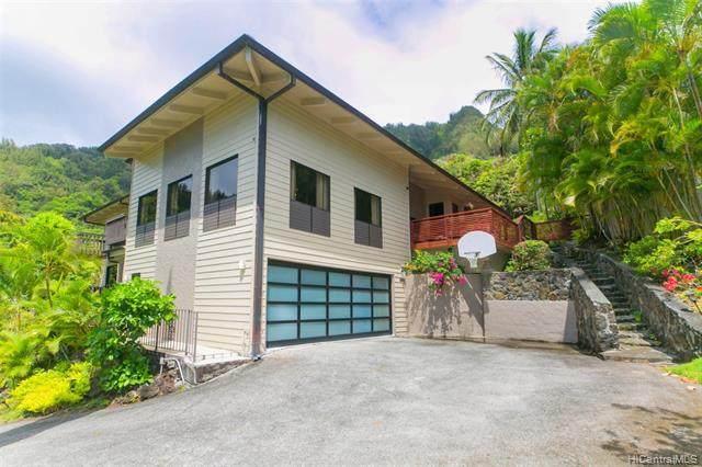 6732 Hahaione Place, Honolulu, HI 96825 (MLS #202125218) :: Compass