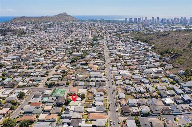 1769A Palolo Avenue, Honolulu, HI 96816 (MLS #202125223) :: Island Life Homes