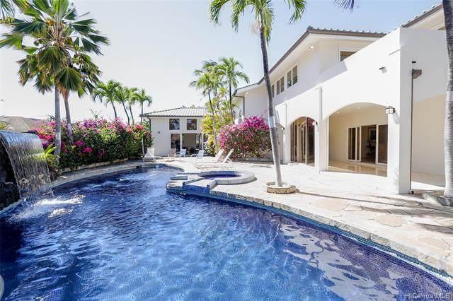 987 Hunakai Street, Honolulu, HI 96816 (MLS #202125229) :: Compass