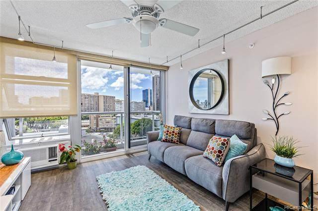 1315 Kalakaua Avenue #908, Honolulu, HI 96826 (MLS #202125239) :: Island Life Homes