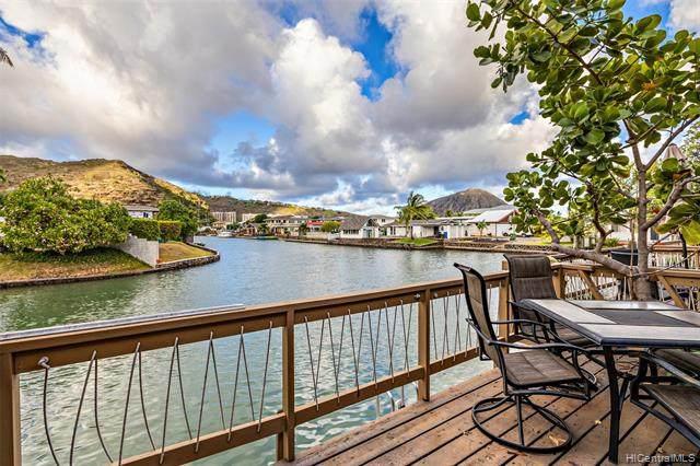 6370 Hawaii Kai Drive #11, Honolulu, HI 96825 (MLS #202125279) :: Weaver Hawaii | Keller Williams Honolulu