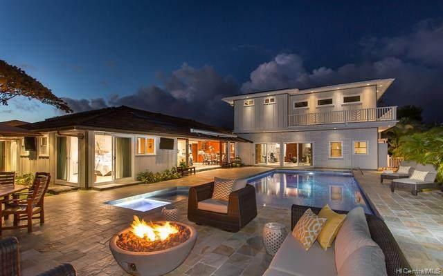 1176 Koloa Street, Honolulu, HI 96816 (MLS #202125301) :: LUVA Real Estate