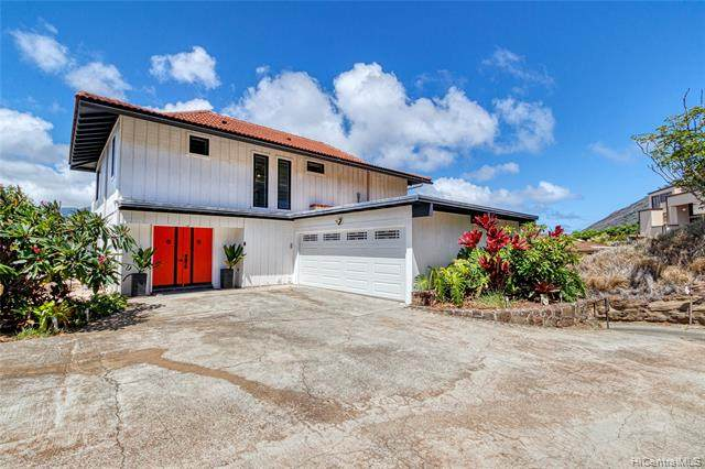 161 Polihale Place, Honolulu, HI 96825 (MLS #202125306) :: Compass