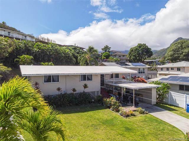 1371 Akalani Loop, Kailua, HI 96734 (MLS #202125335) :: Island Life Homes