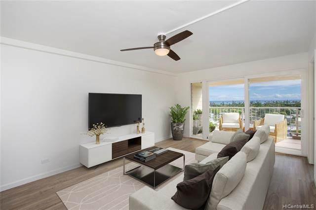 14 Aulike Street #1009, Kailua, HI 96734 (MLS #202125348) :: LUVA Real Estate
