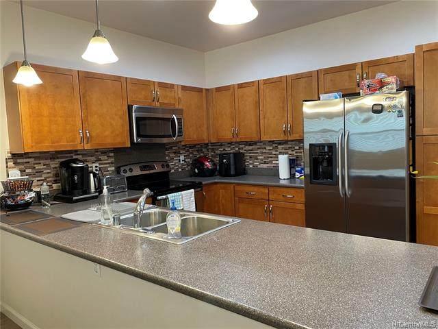 478 Kunehi Street #105, Kapolei, HI 96707 (MLS #202125358) :: LUVA Real Estate