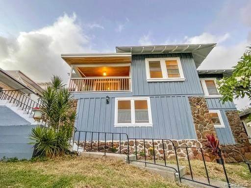 1835 St Louis Drive, Honolulu, HI 96816 (MLS #202125367) :: Island Life Homes