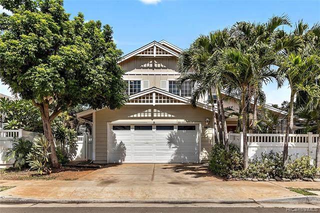 87-1028 Kaihoolulu Street, Waianae, HI 96792 (MLS #202125372) :: Keller Williams Honolulu