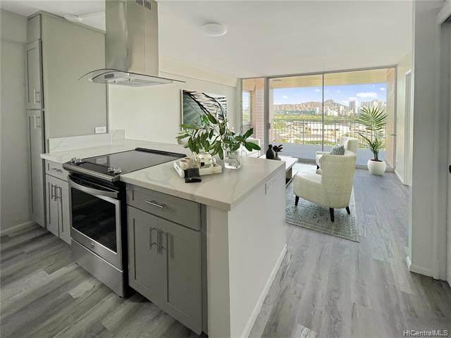 2439 Kapiolani Boulevard #1101, Honolulu, HI 96826 (MLS #202125411) :: Keller Williams Honolulu