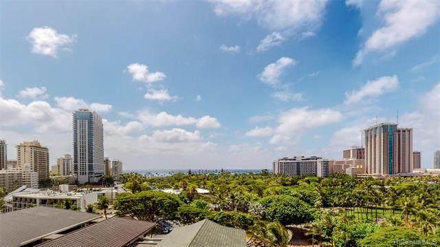 383 Kalaimoku Street #902, Honolulu, HI 96815 (MLS #202125478) :: Hawai'i Life