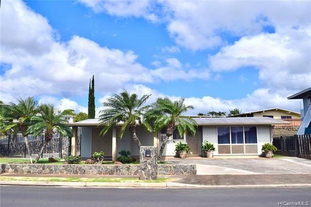 820 Hoomoana Street, Pearl City, HI 96782 (MLS #202125493) :: Weaver Hawaii | Keller Williams Honolulu