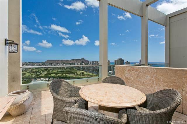 555 University Avenue Ph-2, Honolulu, HI 96826 (MLS #202125495) :: Keller Williams Honolulu