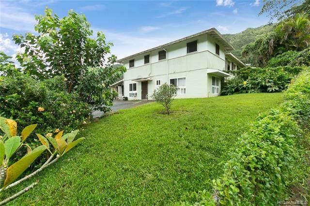 3476 Kalihi Street B, Honolulu, HI 96819 (MLS #202125498) :: Island Life Homes