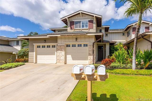 92-1089B Koio Drive #B (M30-2), Kapolei, HI 96707 (MLS #202125506) :: Island Life Homes