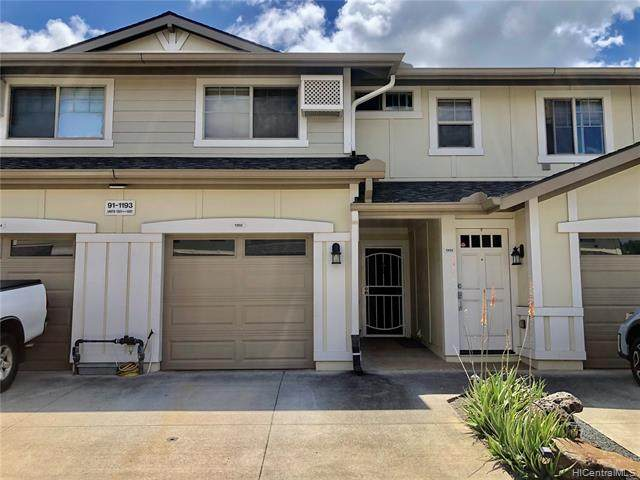 91-1193 Kaiau Avenue #1302, Kapolei, HI 96707 (MLS #202125555) :: Island Life Homes