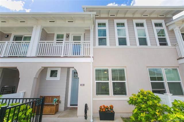 91-2220 Kaiwawalo Street #6603, Ewa Beach, HI 96706 (MLS #202125557) :: Hawai'i Life