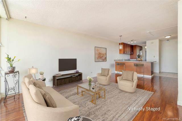 4300 Waialae Avenue 701A, Honolulu, HI 96816 (MLS #202125572) :: Island Life Homes