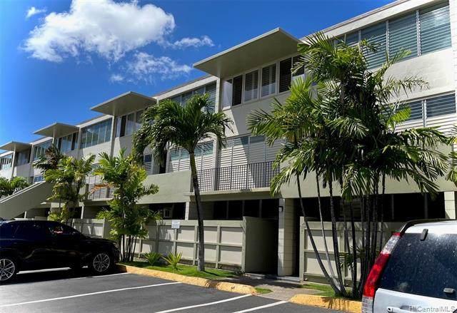 3030 Pualei Circle #211, Honolulu, HI 96815 (MLS #202125588) :: Compass