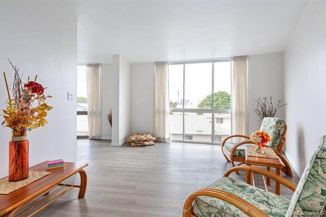 1139 9th Avenue #402, Honolulu, HI 96816 (MLS #202125620) :: Island Life Homes