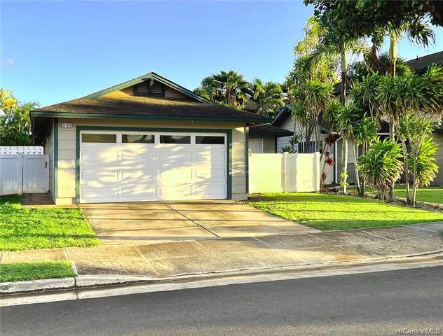 91-1659 Kaukolu Street, Ewa Beach, HI 96706 (MLS #202125634) :: LUVA Real Estate