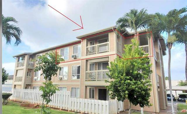 91-1211 Kaneana Street 8D, Ewa Beach, HI 96706 (MLS #202125635) :: Island Life Homes