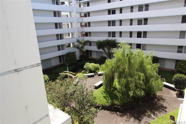 647 Kunawai Lane #307, Honolulu, HI 96817 (MLS #202125644) :: Keller Williams Honolulu