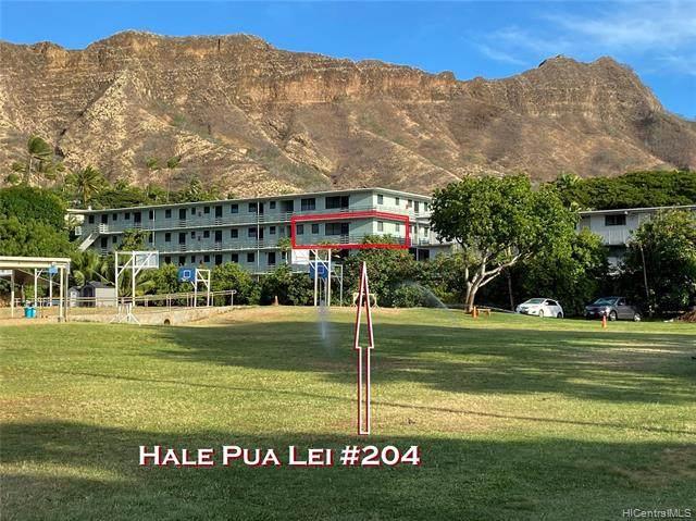 3111 Pualei Circle #204, Honolulu, HI 96815 (MLS #202125666) :: Compass