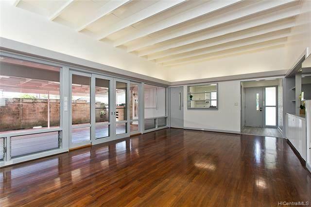 111 Rosebank Place, Honolulu, HI 96817 (MLS #202125673) :: Island Life Homes