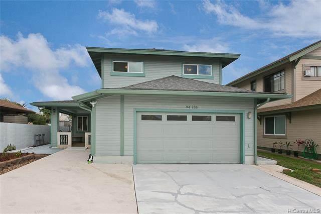 94-235 Keaukaha Place, Waipahu, HI 96797 (MLS #202125681) :: Keller Williams Honolulu