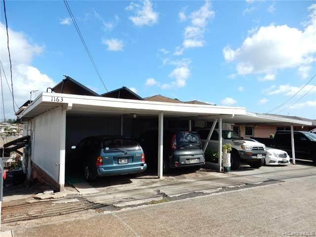 1163 Waimano Home Road, Pearl City, HI 96782 (MLS #202125693) :: Weaver Hawaii | Keller Williams Honolulu