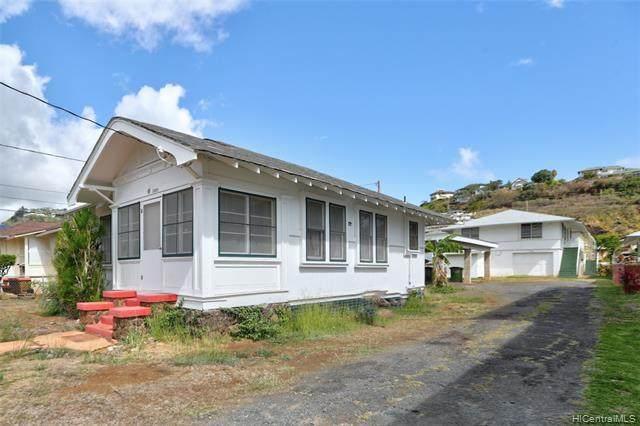 1331 9th Avenue, Honolulu, HI 96816 (MLS #202125716) :: Keller Williams Honolulu