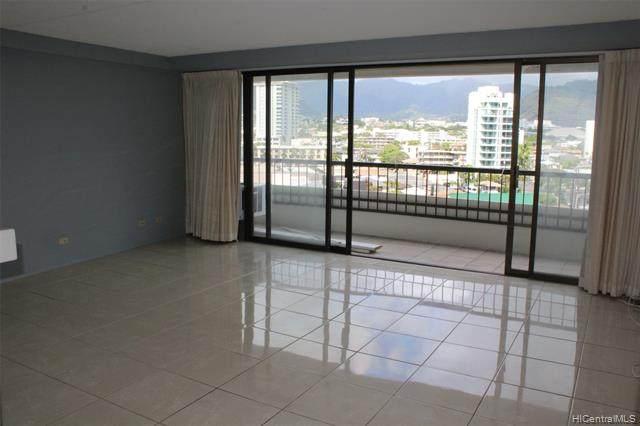 2333 Kapiolani Boulevard #703, Honolulu, HI 96826 (MLS #202125718) :: Keller Williams Honolulu