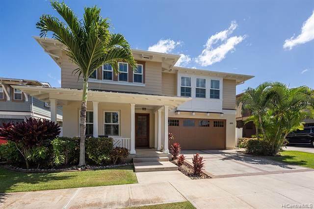 91-1067 Waikai Street, Ewa Beach, HI 96706 (MLS #202125723) :: Island Life Homes