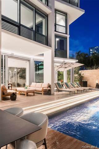 1118 Ala Moana Boulevard Villa 1/6, Honolulu, HI 96814 (MLS #202125724) :: Compass