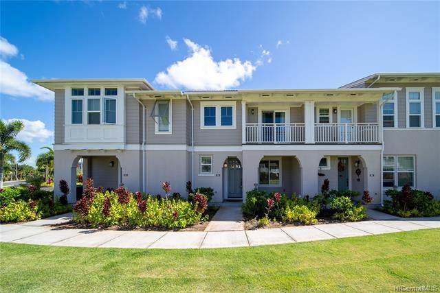 91-2220 Kaiwawalo Street 2/202, Ewa Beach, HI 96706 (MLS #202125726) :: Hawai'i Life