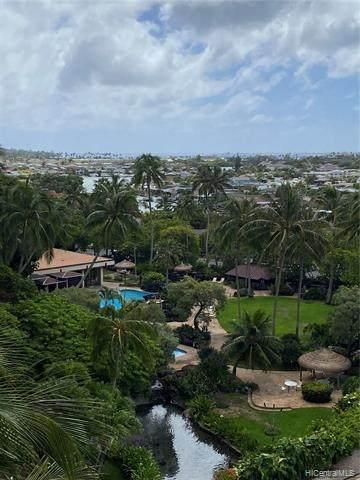 521 Hahaione Street 2/7K, Honolulu, HI 96825 (MLS #202125729) :: Compass
