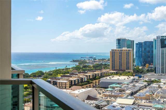 410 Atkinson Drive #2904, Honolulu, HI 96814 (MLS #202125730) :: Keller Williams Honolulu