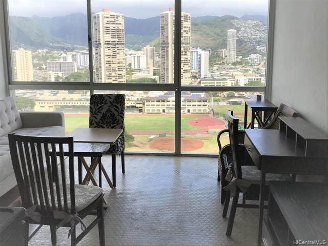 2211 Ala Wai Boulevard #2406, Honolulu, HI 96815 (MLS #202125738) :: Hawai'i Life