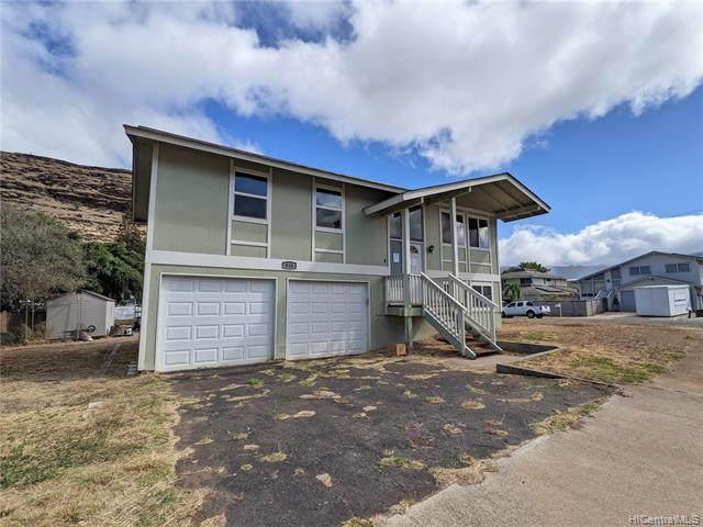 86-926 Pahano Loop, Waianae, HI 96792 (MLS #202125751) :: Keller Williams Honolulu