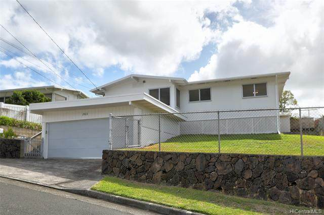 2023 Mahaoo Place, Honolulu, HI 96819 (MLS #202125774) :: Island Life Homes