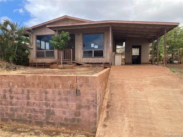 311 Kikipua Street, Kaunakakai, HI 96748 (MLS #202125803) :: LUVA Real Estate